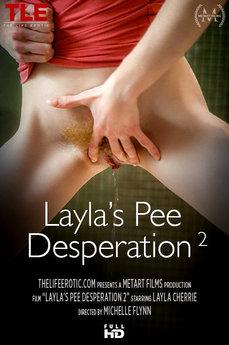 Layla's Pee Desperation 2