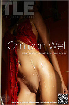 TLE Crimson Wet