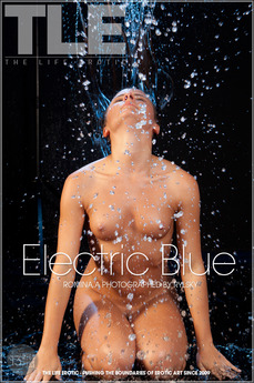 The Life Erotic Electric Blue Romina A