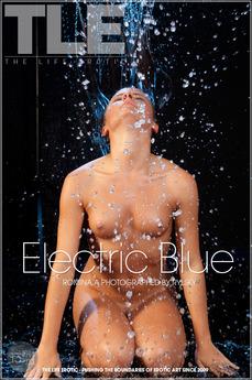 """Electric Blue"""