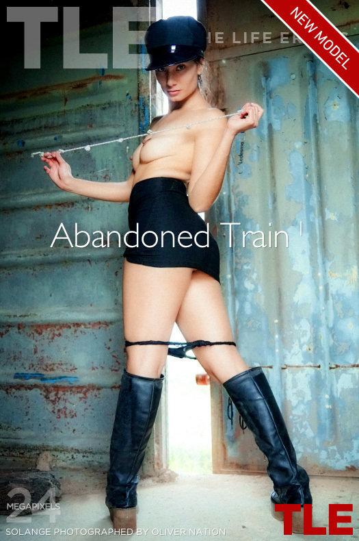 Abandoned Train 1