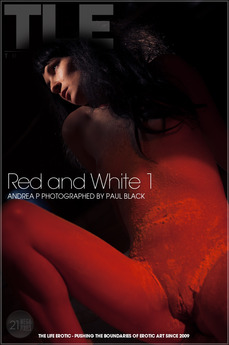 """Red and White 1"""
