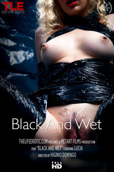 Black And Wet